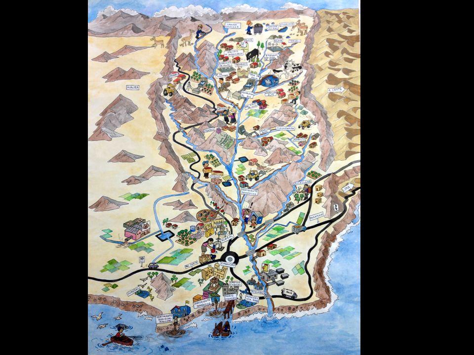 Formulación del Plan Participativo de Gestión de Recursos Hídricos 2012-2013 Escenario 2: ¿Qué cuenca queremos.
