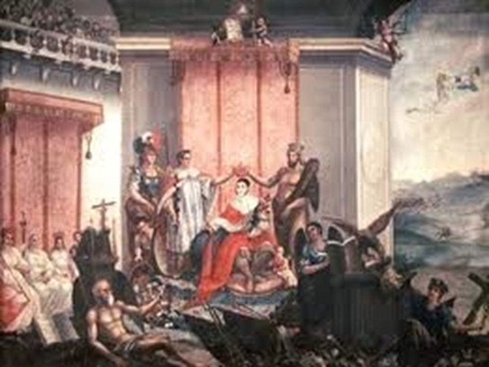 Gobierno liberal: 1861 En Enero de 1861, al tomar posesión los problemas más urgentes eran: 1) Pacificación del país.