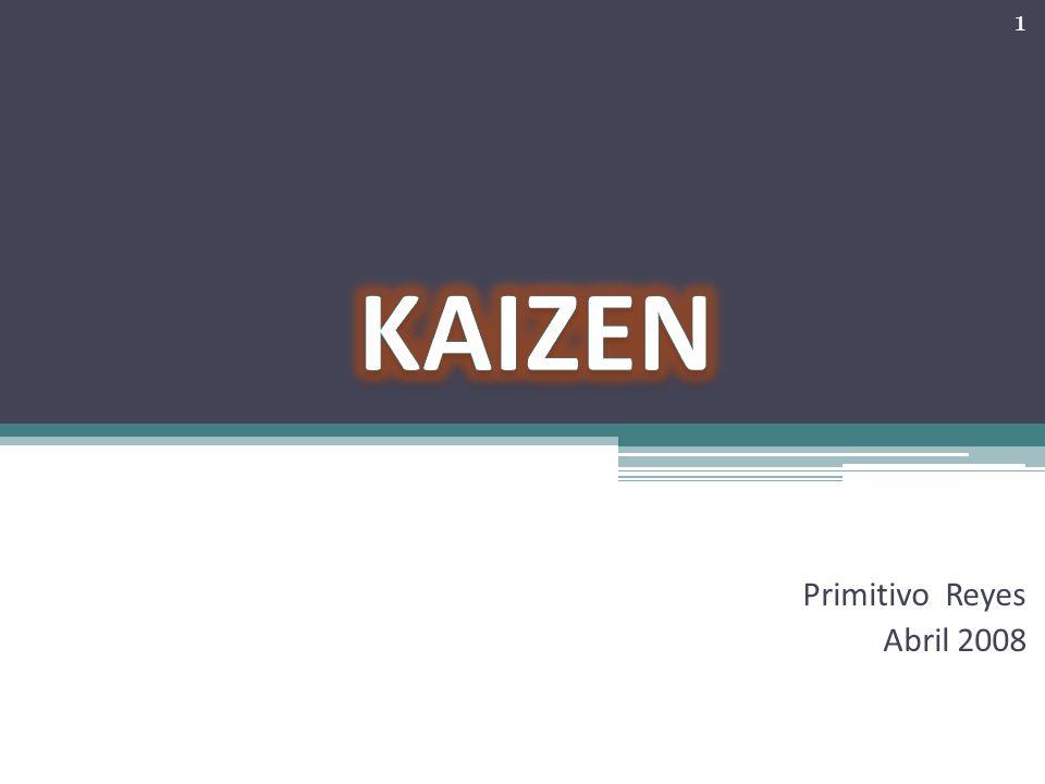 ¿Qué es Kaizen? Proviene de las palabras japonesas Kai = cambio Zen= bien 2