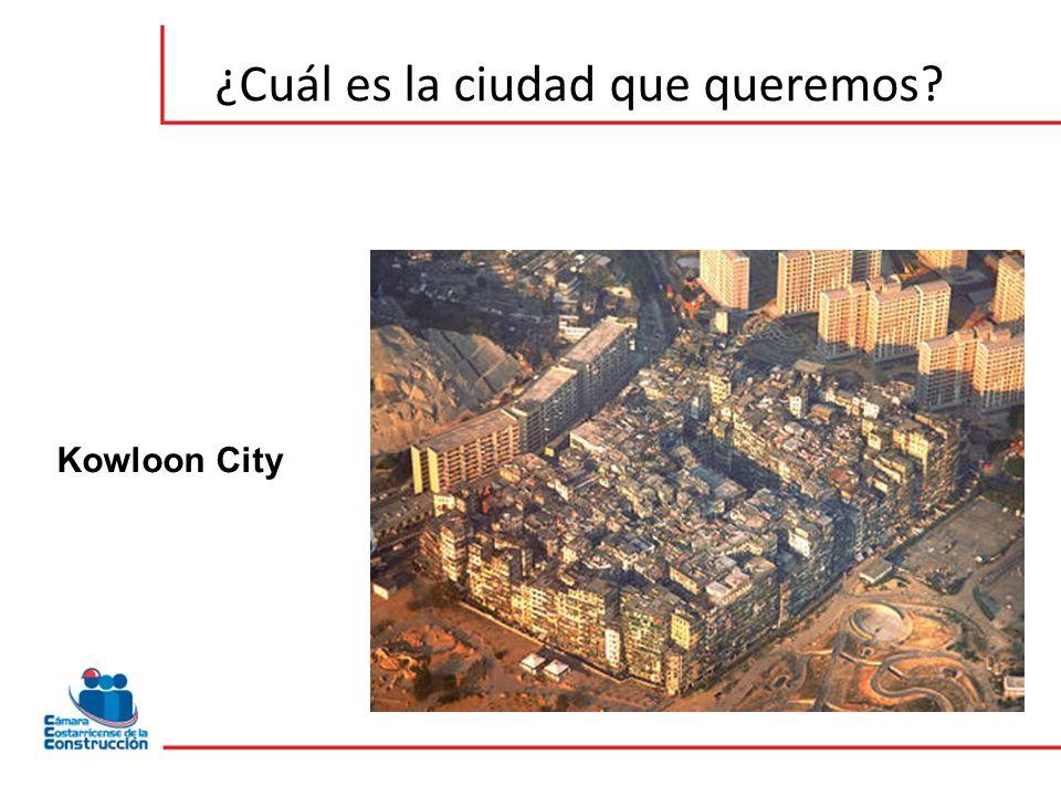 Kowloon City ¿Cuál es la ciudad que queremos?