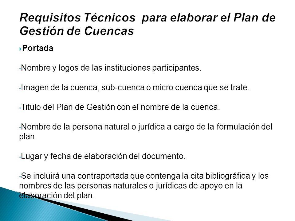 Conceptualización y objetivos del Plan de Gestión.