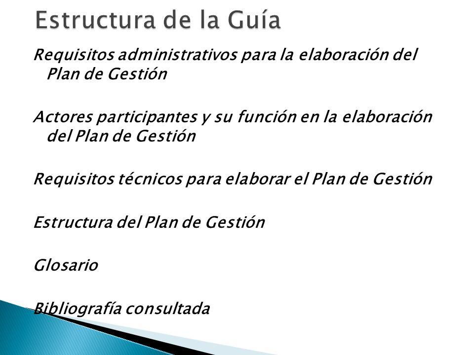 Remisión de solicitud y Términos de Referencia (TR) al ANA por parte del interesado para la elaboración del plan de manejo.