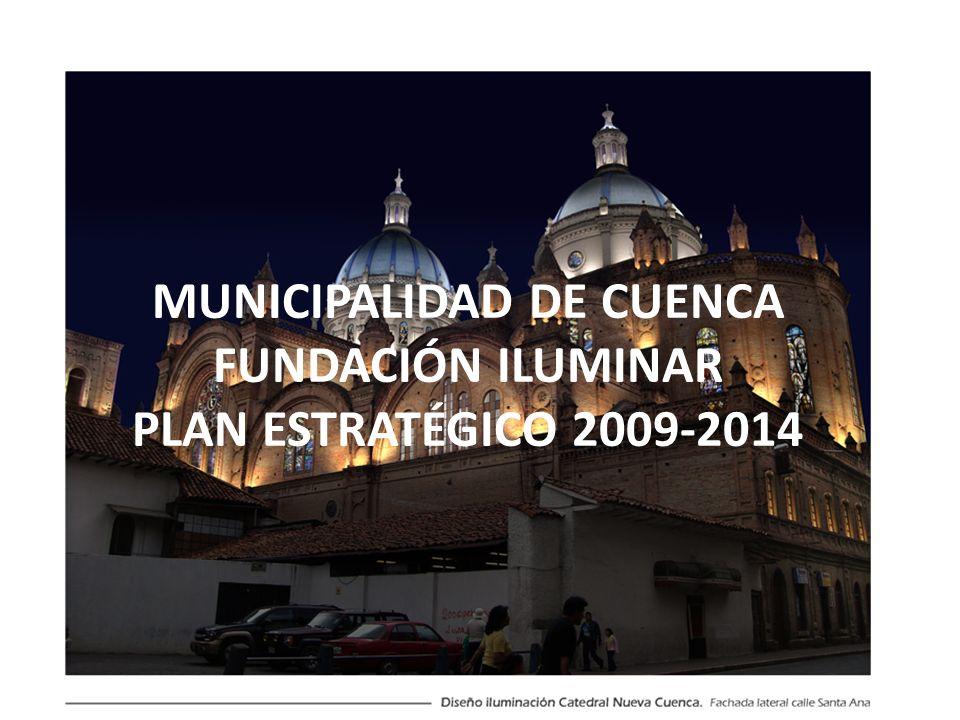 La Fundación ILUMINAR, Luz y Color para Cuenca se constituye el día 11 de noviembre de 2002.