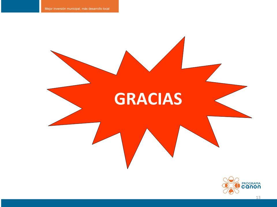 GRACIAS 13