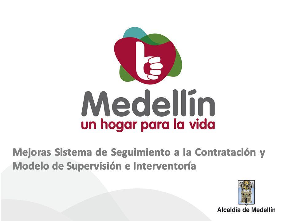 Se incorpora en el Menú del sistema de Seguimiento a la Contratacion la funcionalidad para Plan de Supervisión e Interventoría y en la etapa contractual se separa la ejecución y liquidación del contrato de la legalización del mismo.