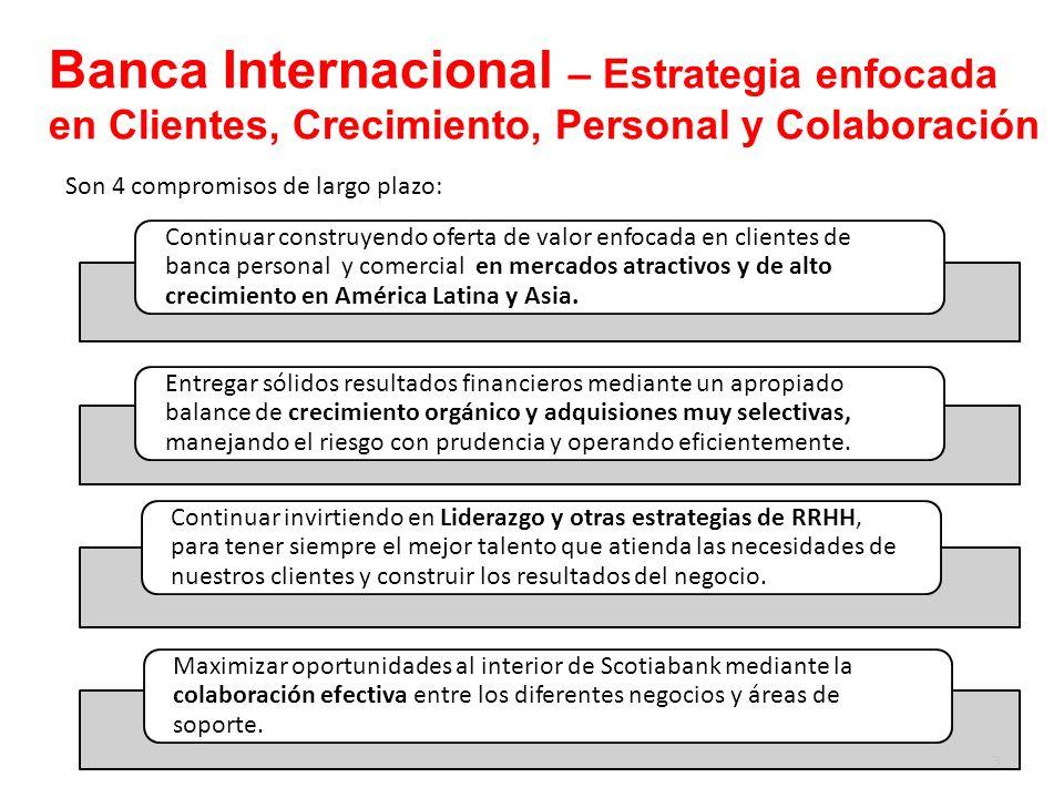 Integración - Recursos Humanos _ El factor principal de éxito o fracaso en cualquier integración es el gerenciamiento de los recursos huma nos _ Scotiabank se esfuerza por ser el empleador preferido en donde sea que tenga presencia.