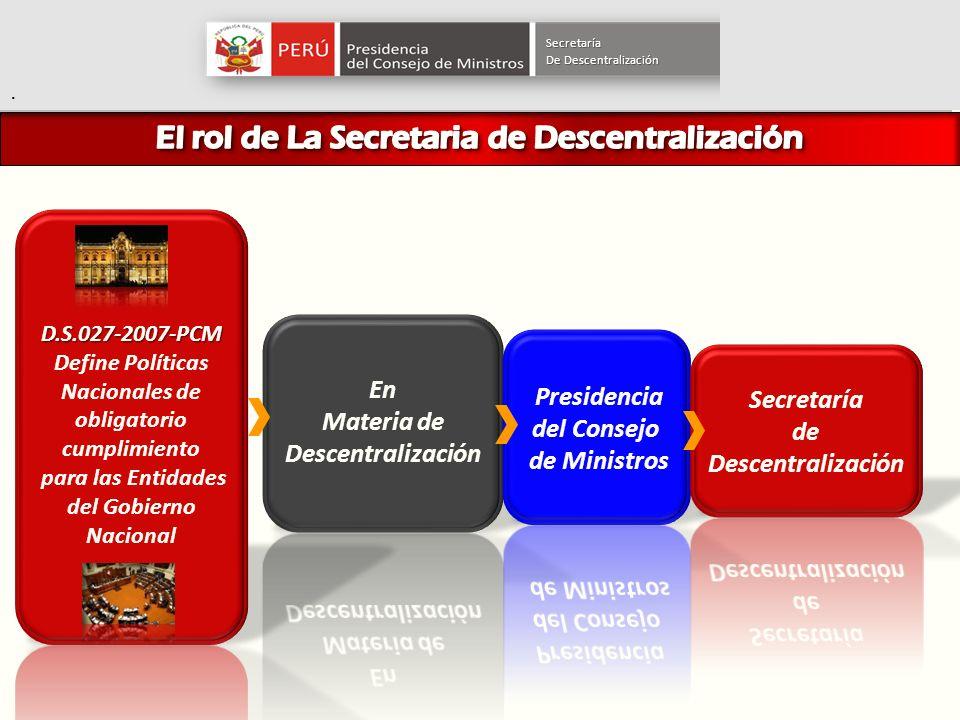 ... Secretaría