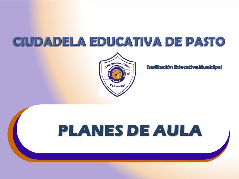 PLANES DE AULA