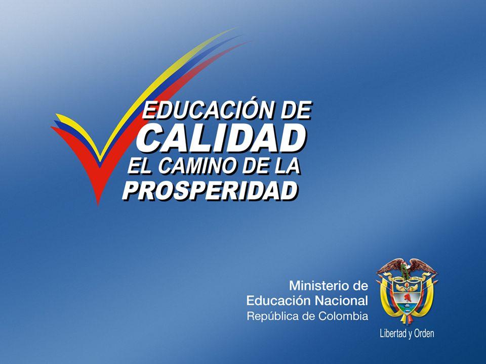 PROYECTO DE MODERNIZACIÓN SISTEMA DE INFORMACIÓN Y GESTIÓN DE LA CALIDAD EDUCATIVA SIGCE 2