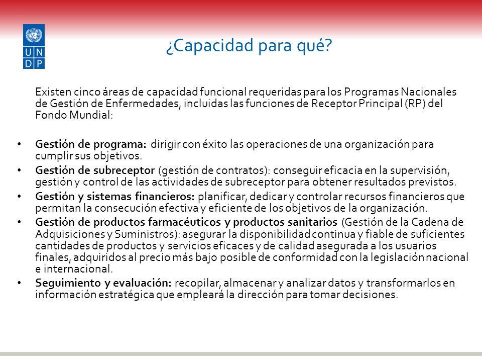 Alcance de las capacidades en gestión de programa Estatus jurídico: organización legalmente constituida; autoridad para celebrar un acuerdo de subvención; etc.
