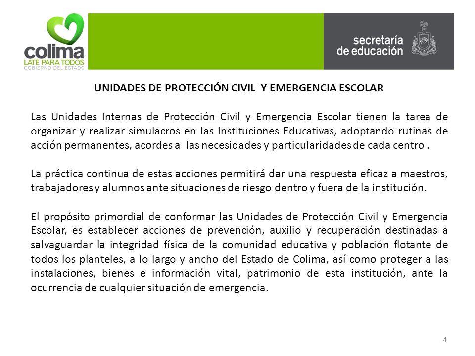 BRIGADA DE COMUNICACIÓN Entre sus responsabilidades está integrar y actualizar el directorio de teléfonos de emergencia del plantel, disponible en todo momento.