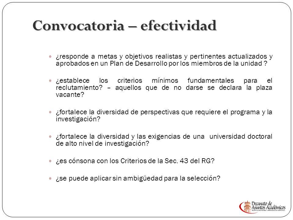 Información mínima sugerida para la convocatoria 13 Esté pendiente a la publicación de la nueva política de reclutamiento de profesores extranjeros En