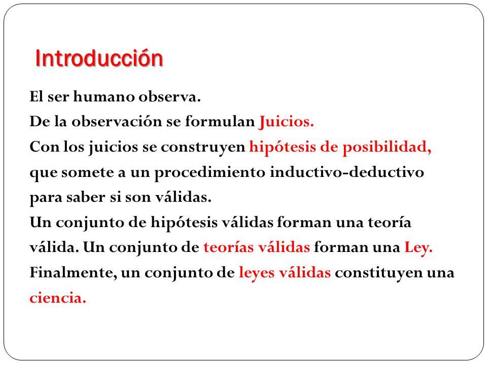 d.Planteamiento de hipótesis y proposiciones La hipótesis se emite como un afirmación.