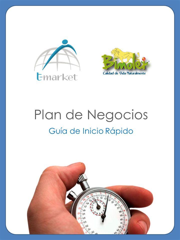 Plan de Negocios Guía de Inicio Rápido