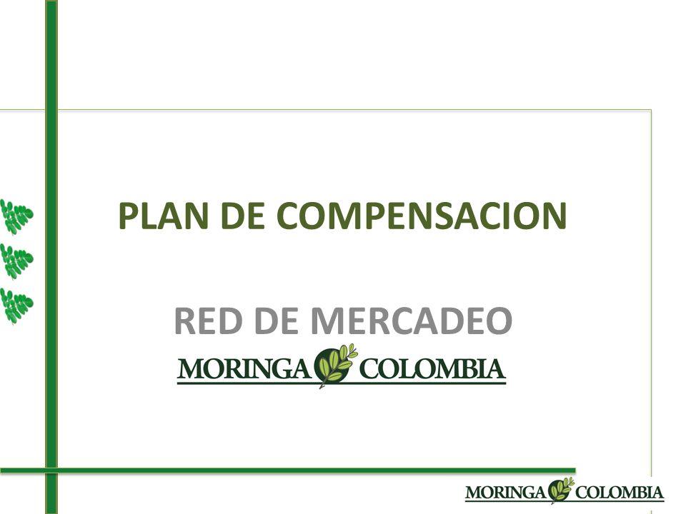 PLAN DE COMPENSACION RED DE MERCADEO