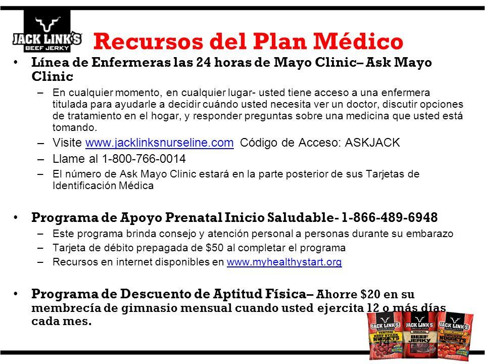Recursos del Plan Médico Línea de Enfermeras las 24 horas de Mayo Clinic– Ask Mayo Clinic –En cualquier momento, en cualquier lugar- usted tiene acces