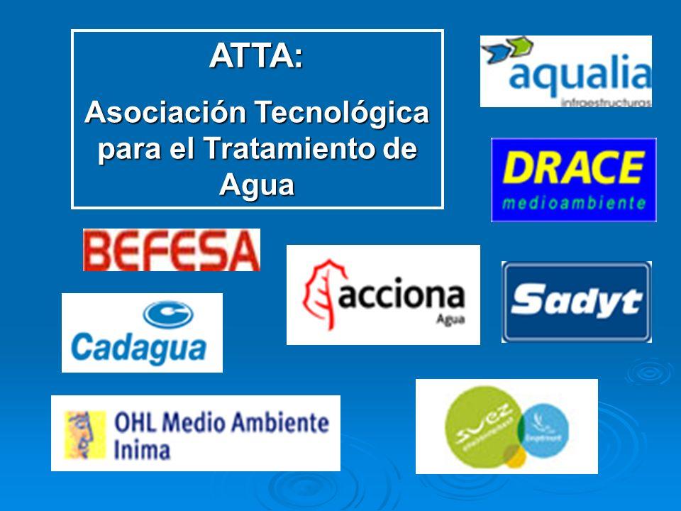 ATTA: Asociación Tecnológica para el Tratamiento de Agua