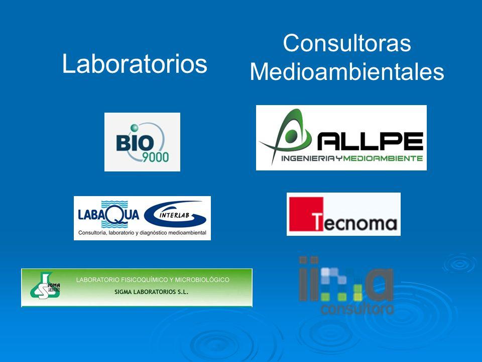 Laboratorios Consultoras Medioambientales