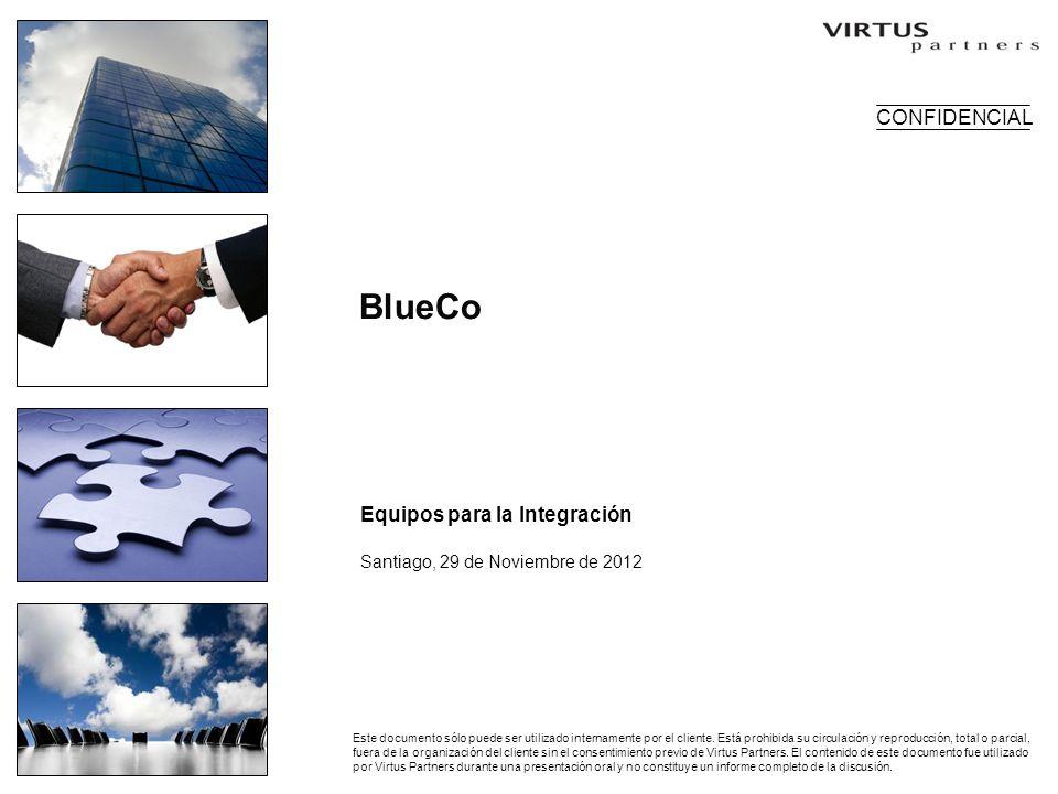 Este documento sólo puede ser utilizado internamente por el cliente.