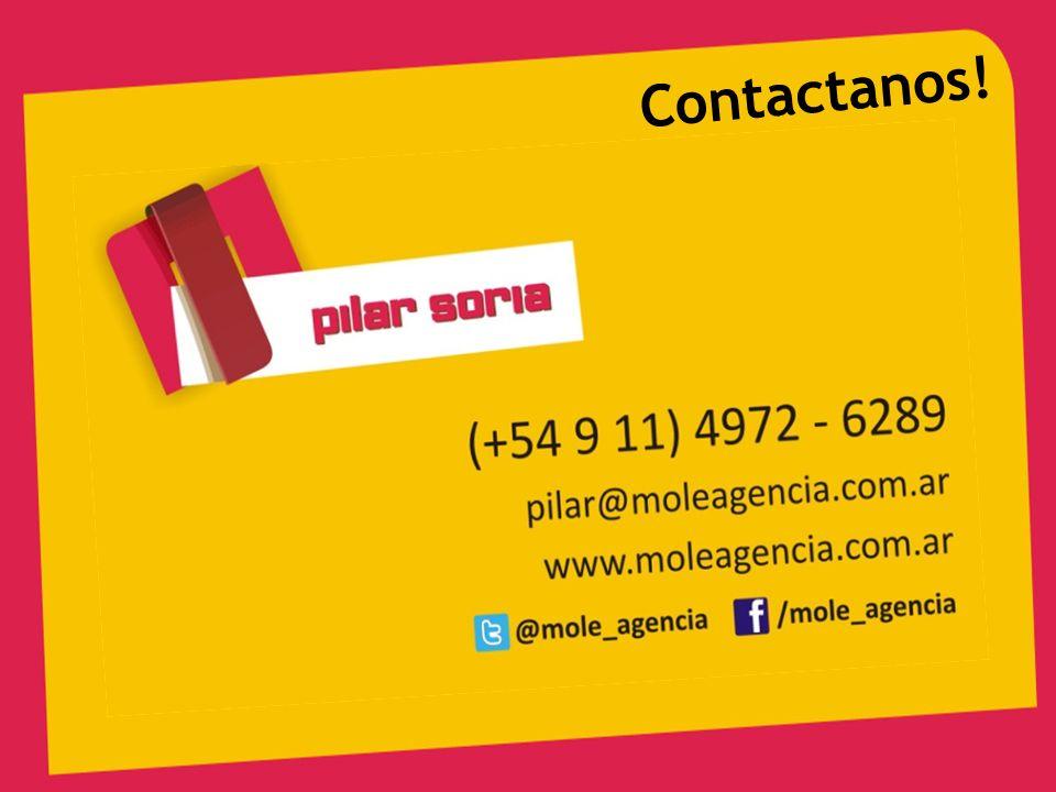 Contactanos!