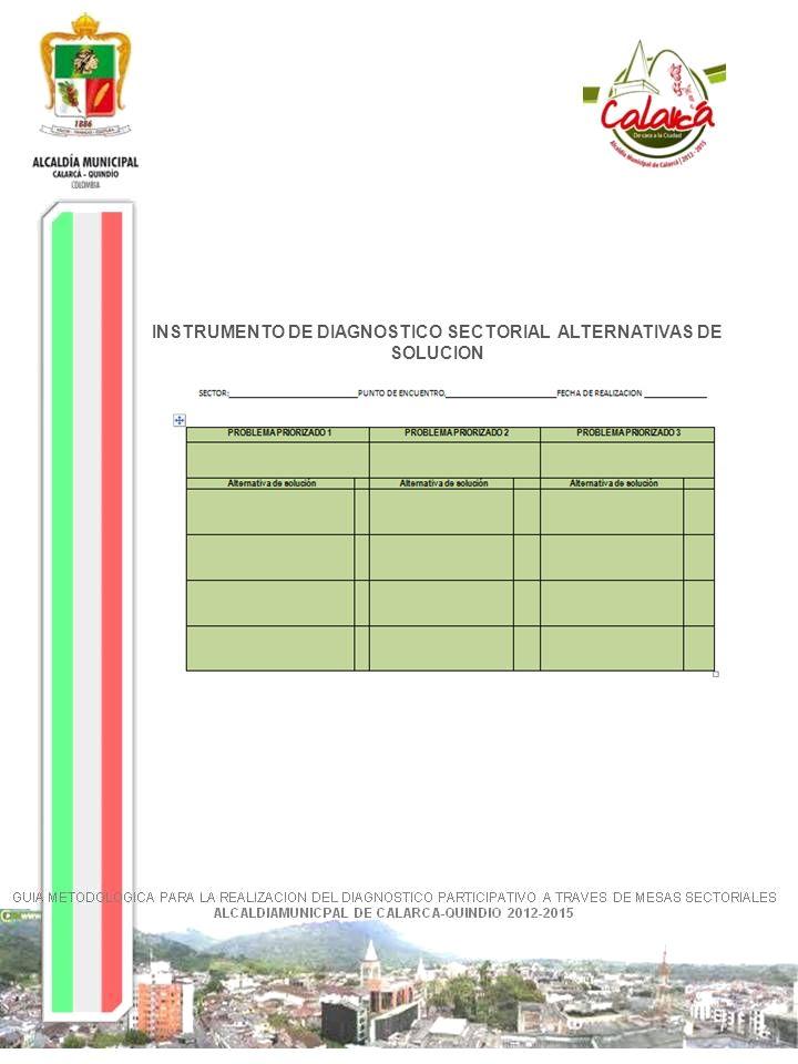CRITERIOS PARA PRIORIZACION DE PROBLEMAS IDENTIFICADOS