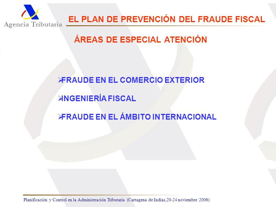 Planificación y Control en la Administración Tributaria (Cartagena de Indias,20-24 noviembre 2006) FRAUDE EN EL COMERCIO EXTERIOR INGENIERÍA FISCAL FR