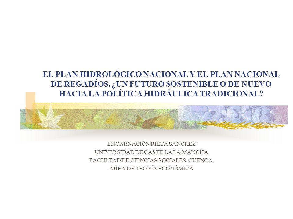 2.- LA DIRECTIVA MARCO DEL AGUA.