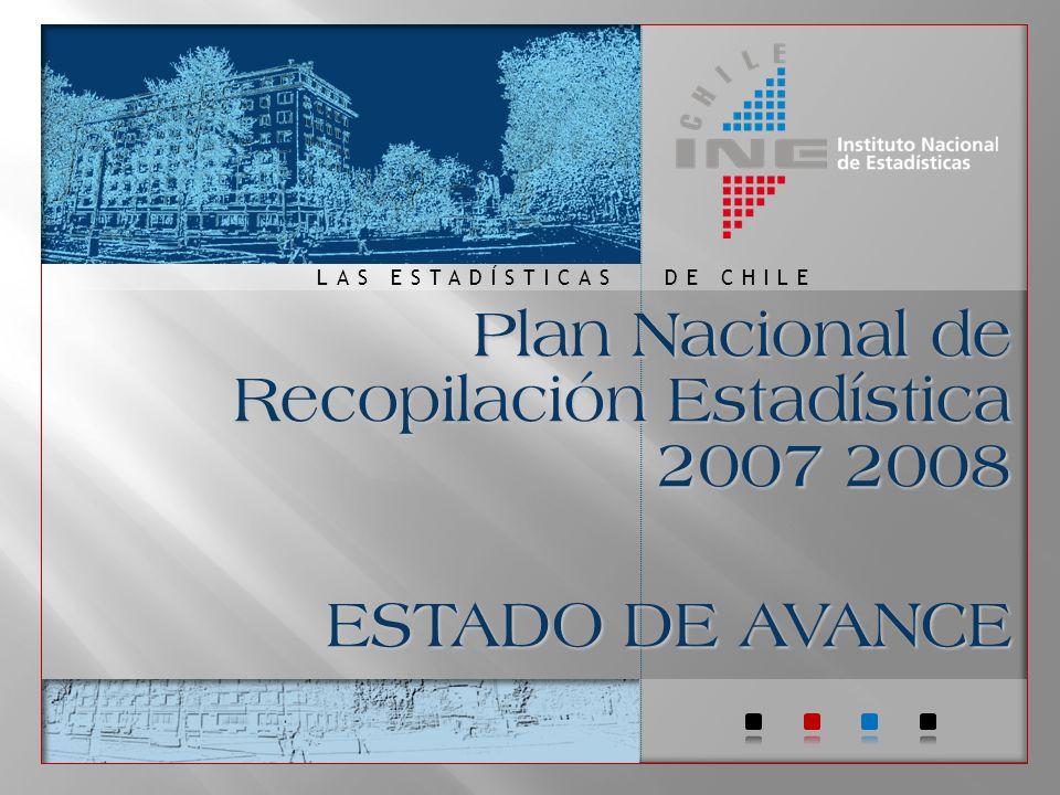 DE CHILELAS ESTADÍSTICAS GRACIAS INE AGOSTO 2007