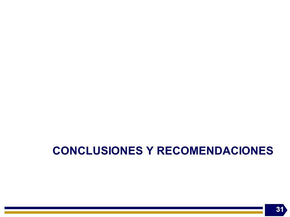 Anexo disco CONCLUSIONES Y RECOMENDACIONES 31