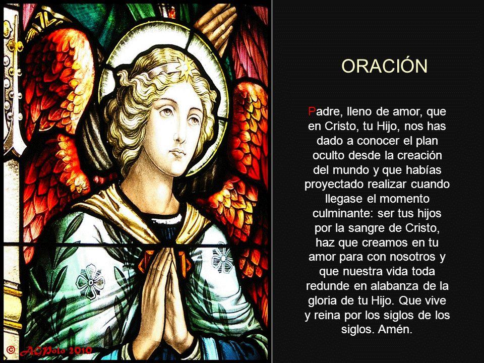 Que los sentimientos de gratitud expresados en este himno sean, pues, el tema de nuestra alabanza y que, por nuestra fidelidad a la Iglesia, contribuy