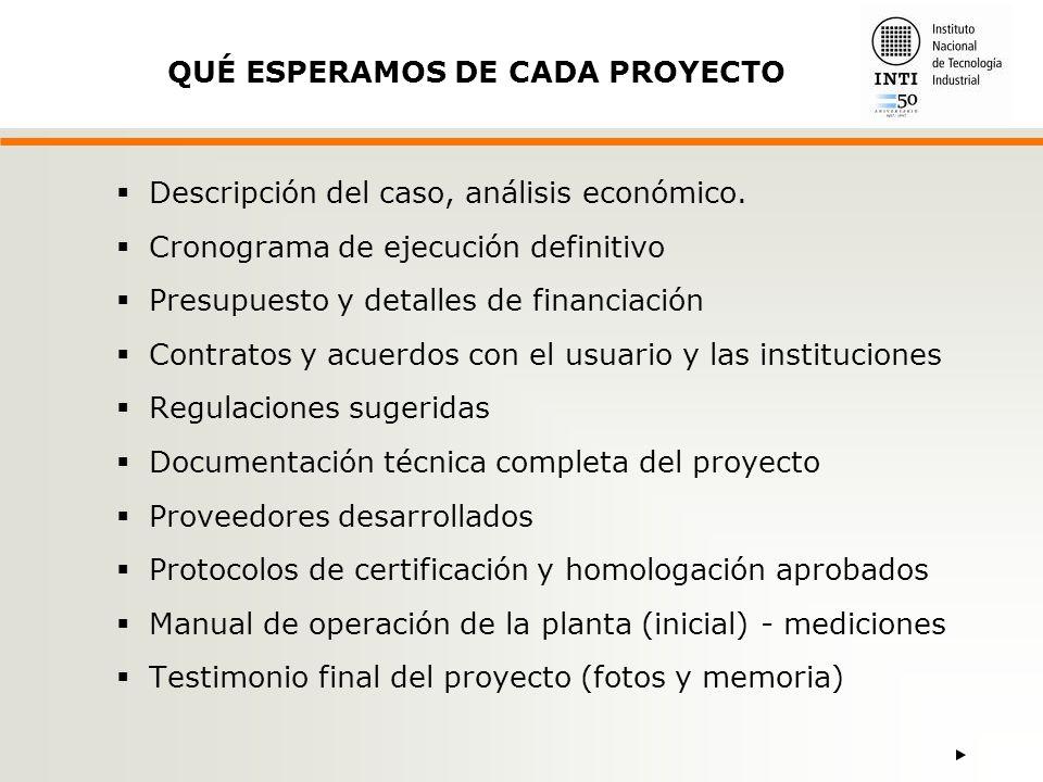 Descripción del caso, análisis económico.