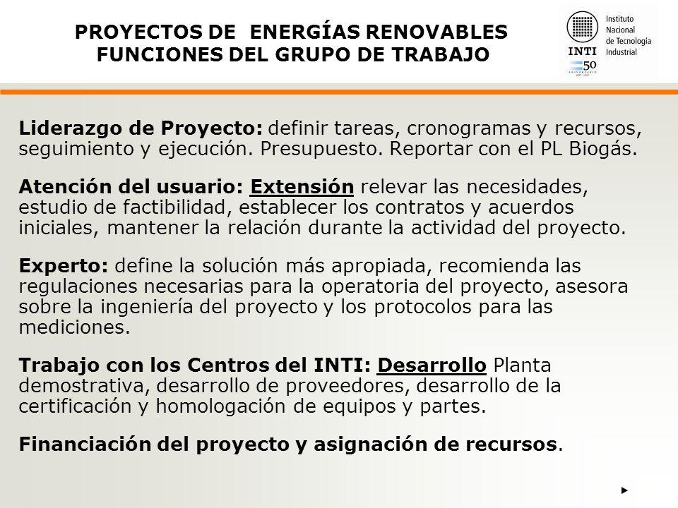 Liderazgo de Proyecto: definir tareas, cronogramas y recursos, seguimiento y ejecución.