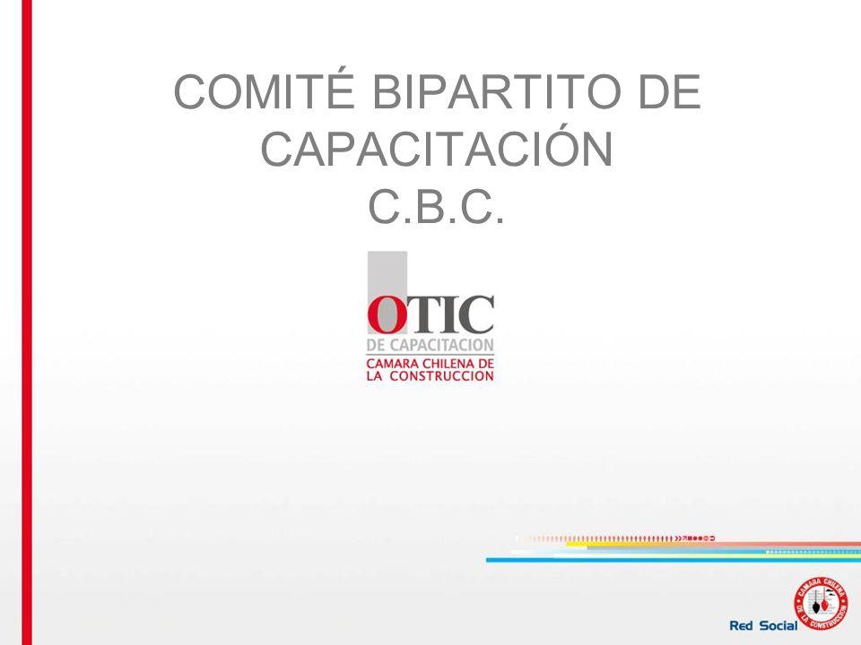 COMITÉ BIPARTITO DE CAPACITACIÓN C.B.C.