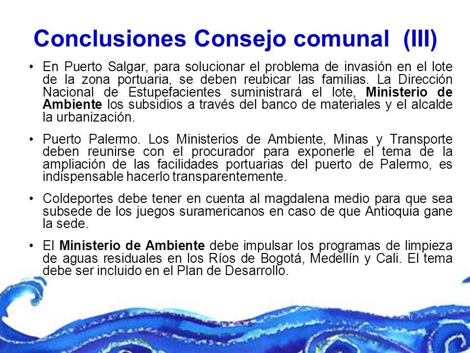 En Puerto Salgar, para solucionar el problema de invasión en el lote de la zona portuaria, se deben reubicar las familias. La Dirección Nacional de Es