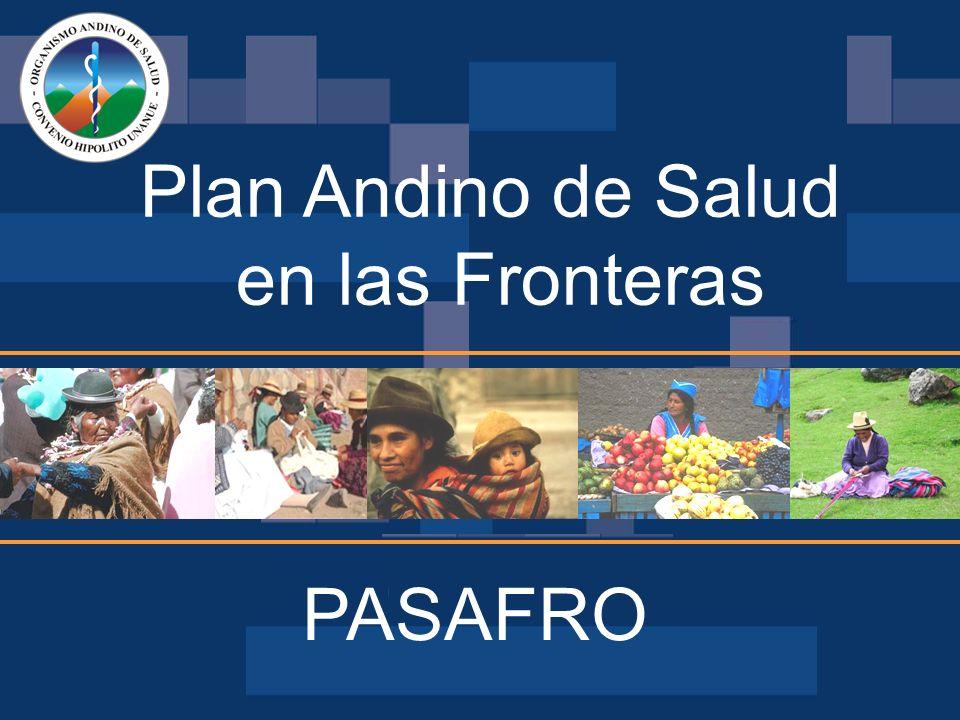 Plan Operativo OBJETIVO1 Desarrollar el diagnóstico de la situación de salud en las fronteras SUBTOTAL: 100,000