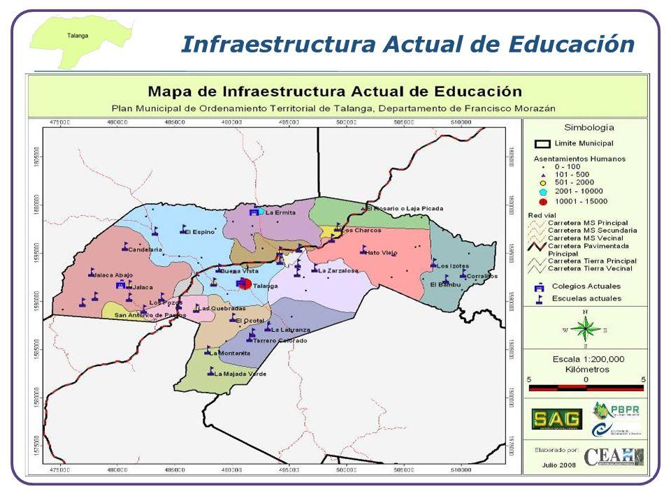 Company Logo www.themegallery.com Infraestructura Actual de Educación