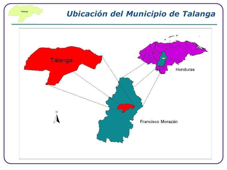 Company Logo www.themegallery.com Ubicación del Municipio de Talanga
