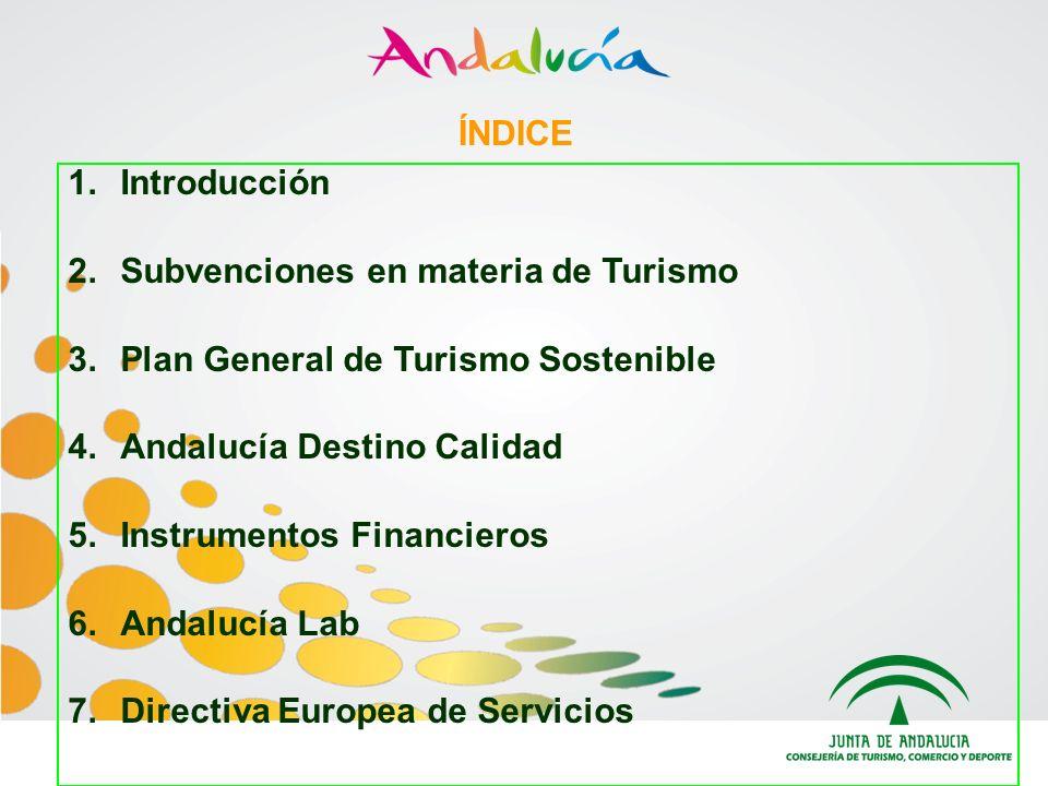 PÁGINAS WEB DE INTERÉS www.juntadeandalucia.es/turismocomercioydeporte www.andaluciadestinocalidad.es www.andalucialab.org www.turismoandaluz.com www.andalucia.org www.ico.es CORREO ELECTRONICO DE INFORMACIÓN Informacion.ctcd@juntadeandalucia.es