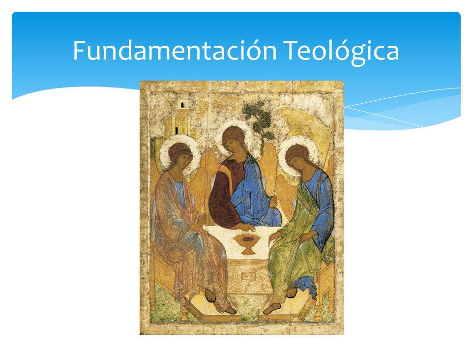 Fundamentación Teológica