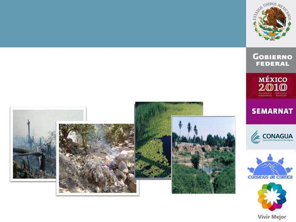 ACCIONES DE LA CONAGUA RELATIVAS A LAS RECOMENDACIONES CCRDS/S/IV/09/15 Y 17 EN LOS SISTEMAS LAGUNARES COSTEROS Y ORDENAMIENTO DEL TERRITORIO EN LA CO