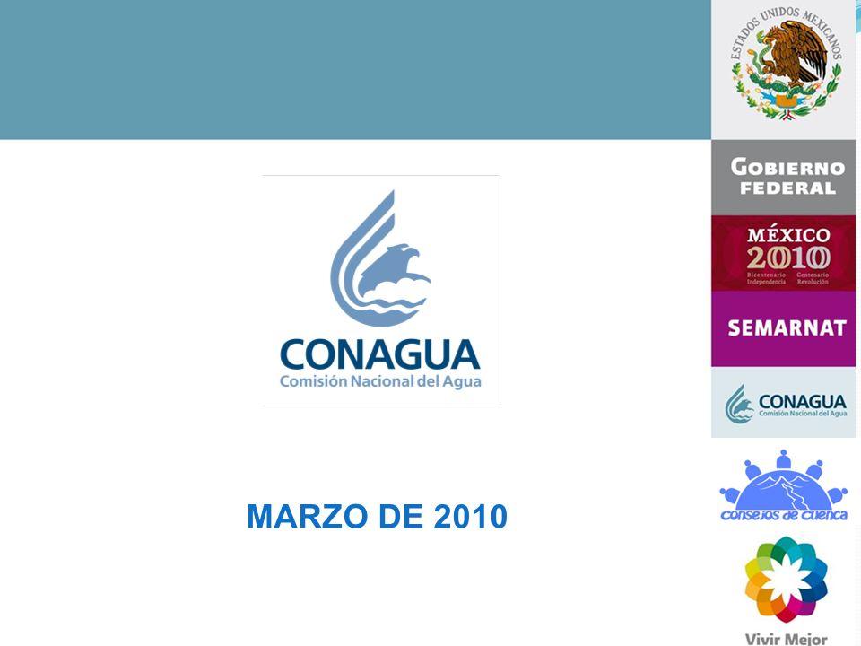 MARZO DE 2010
