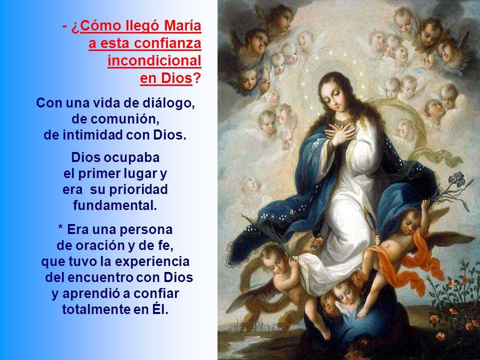 - Los instrumentos de Dios. Dios actúa con personas, independientemente de sus cualidades humanas. Lo que es decisivo es la disponibilidad y el amor c