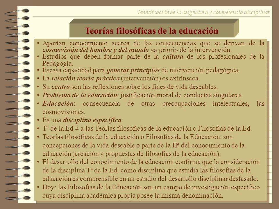 10 Aportan conocimiento acerca de las consecuencias que se derivan de la cosmovisión del hombre y del mundo «a priori» de la intervención.