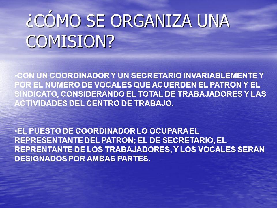 Especificar claramente la fecha de integración de la Comisión de Capacitació n.