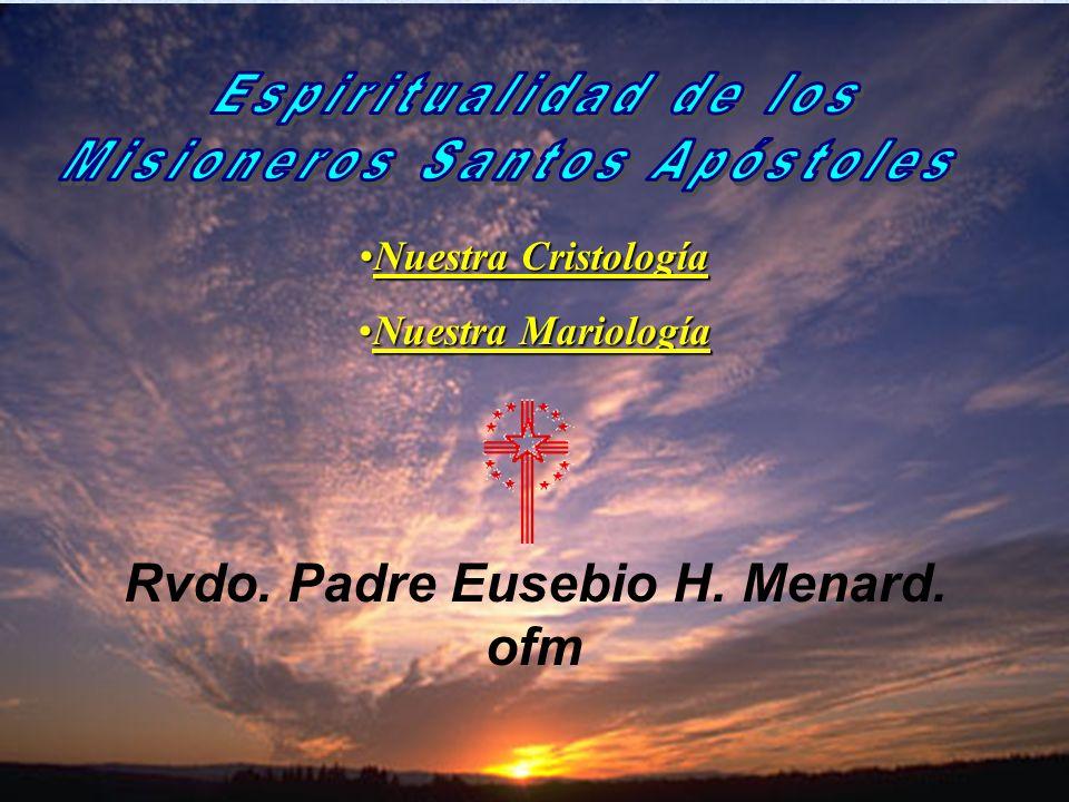 Rvdo.Padre Eusebio H. Menard.