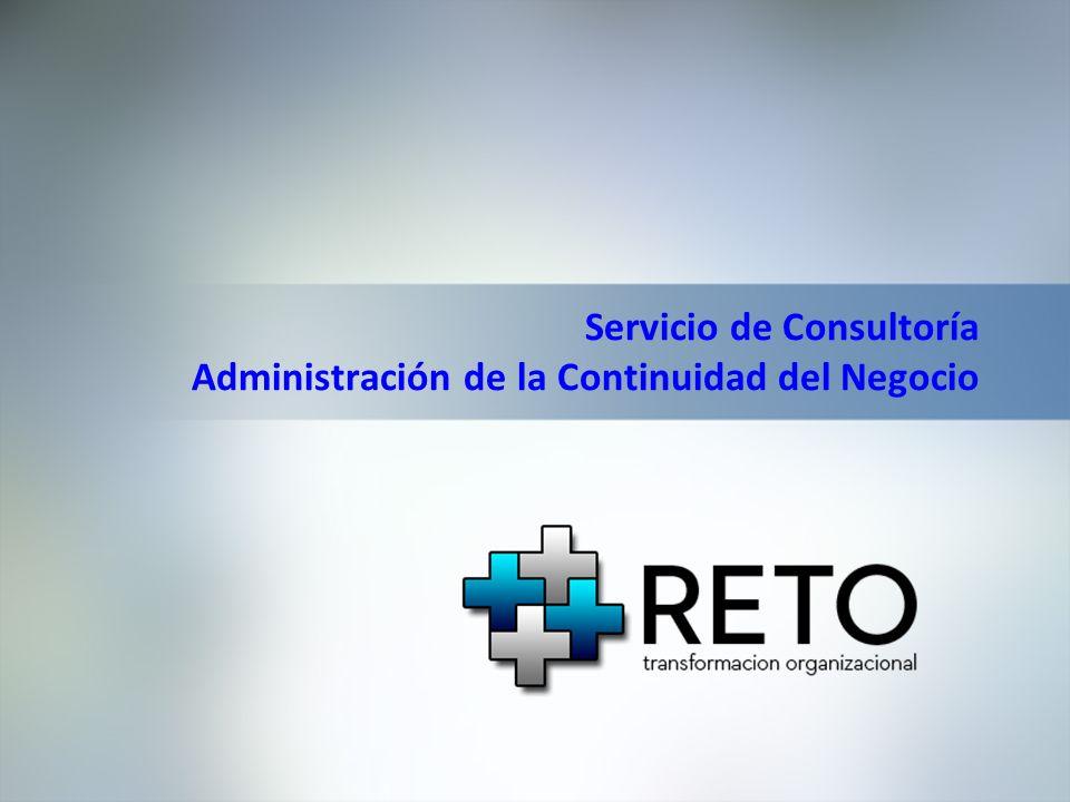 RETO Transformación Organizacional acompaña a las organizaciones interesadas en todas las etapas de desarrollo y mantenimiento de la implementación del BCP.