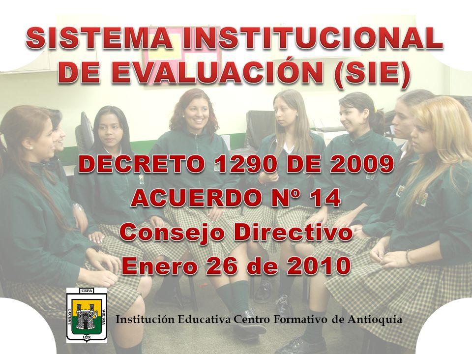 Institución Educativa Centro Formativo de Antioquia