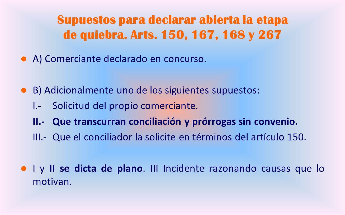 Aprobación judicial del convenio. Efectos. Arts. 164 a 166 Para aprobar, el juez verificará vetos y si el contenido cubre los requisitos del Título y
