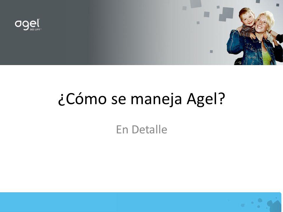 ¿Cómo se maneja Agel? En Detalle