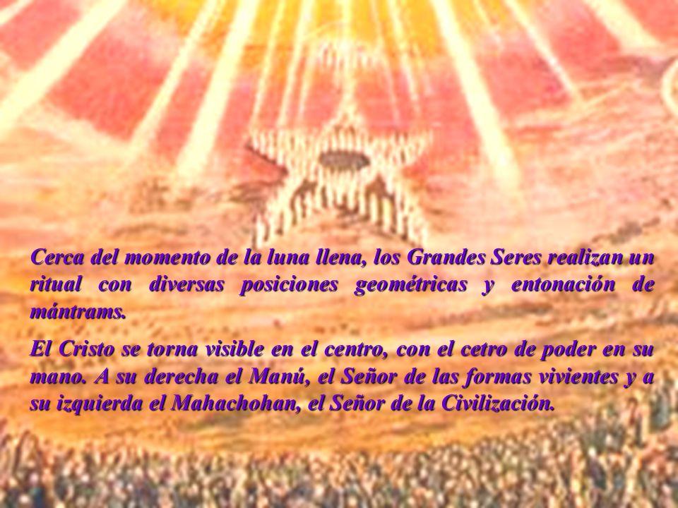 Luego, Cristo dice: - ¡Presto, Señor, ven...!-